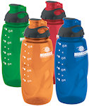 34oz Tritan Hydro Ice Core Bottles